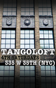 TangoLoft 4th Saturday at 335 W35th St
